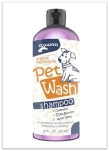 Oxgord Organic Dog Shampoo & Conditioner