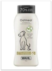 Wahl 100% Natural Pet Shampoo