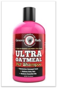 Bubba's Pet Ultra Oatmeal Dog Shampoo-Conditioner