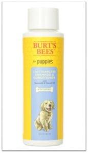 Burts Bees Puppy Shampoo