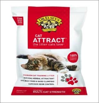 dr elseyu0027s cat attract cat litter - Cat Litter Reviews