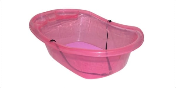 Pet Gear Bath Tub