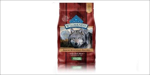 blue wilderness grain free dog food