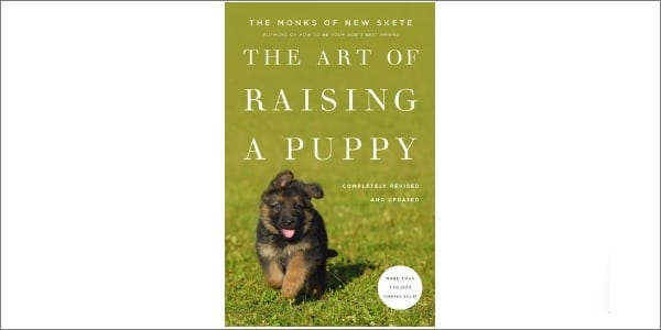 The Art of Raising a Puppy Book