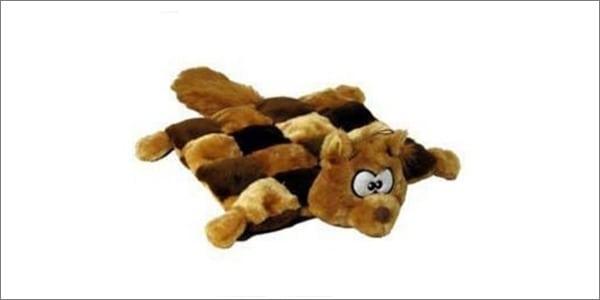 Outward Hound Matz 16-Squeaker Plush Toy