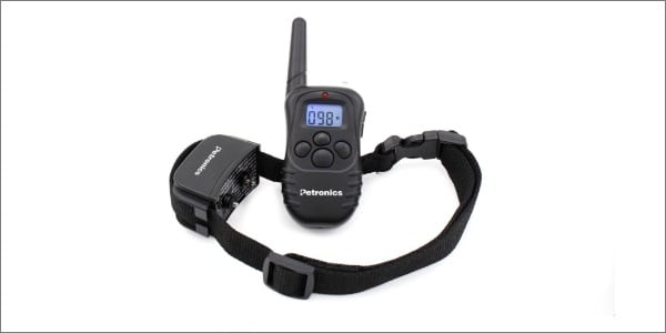 Petronics 1000 Dog Shock Collar