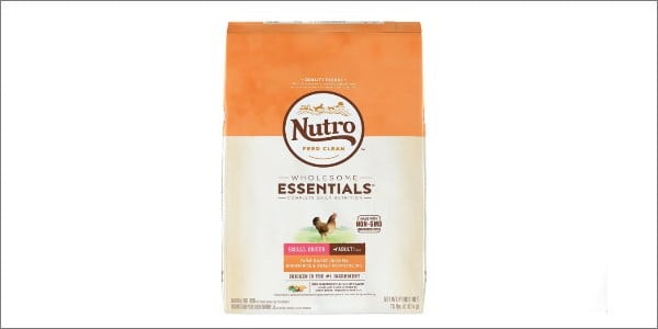 Nutro Wholeness Small Dog Breed Food