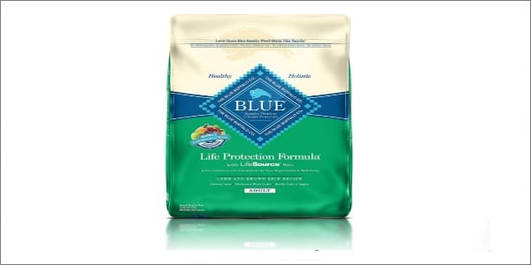 Blue Life Dry Dog Food