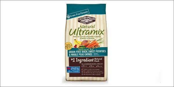 Natural Ultramix Dry Dog Food