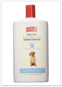 Nature's Miracle Puppy Shampoo