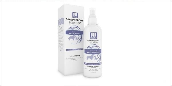 Spray For Dog With Irritated Skin After Grooming