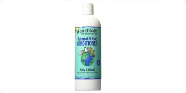 earthbath dog conditioner