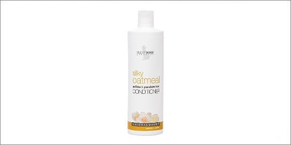 ise of dogs oatmeal conditioner