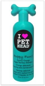 Pet Head Tearless Puppy Shampoo