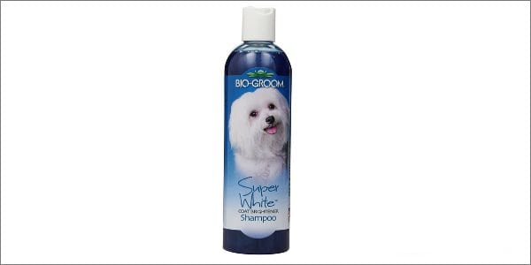 Bio-Groom Super White Dog Shampoo