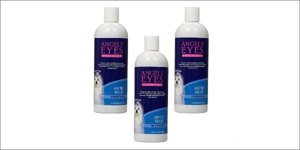 ngels' Eyes Whitening Pet Shampoo