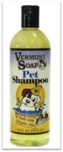 Vermont Soap Organic Pet Shampoo