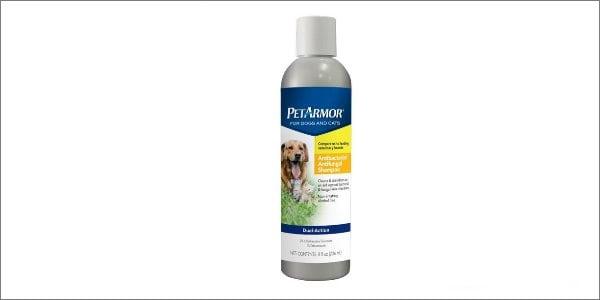 petarmor dog shampoo