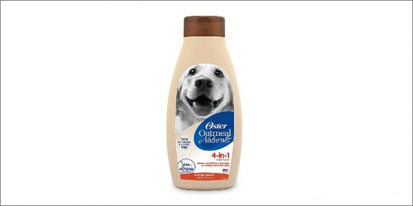 Oster Oatmeal Shampoo