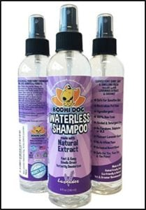 Bodhi Bog Waterless Shampoo