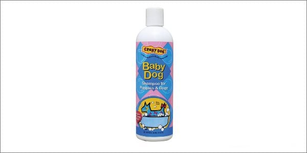 Crazy Dog Baby Dog Shampoo
