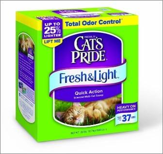 Paws Premium Scoopable Cat Litter