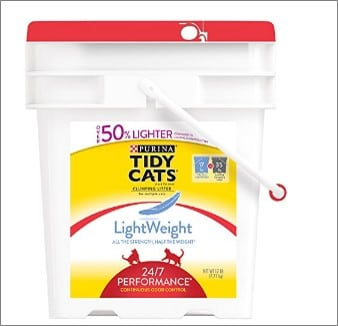 tidy cats clumping litter