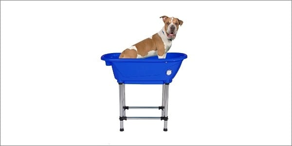 Best dog bath tubs for home use 2018 comparison reviews for Resin tubs pros and cons