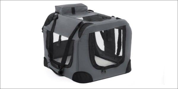 OxGord Soft Sided Portable Dog Kennel
