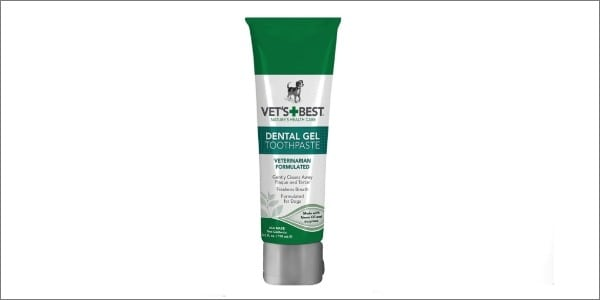 Vet's Best Enzymatic Dental Gel