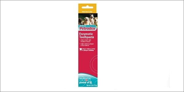 Petrodex Enzymatic Pet Toothpaste