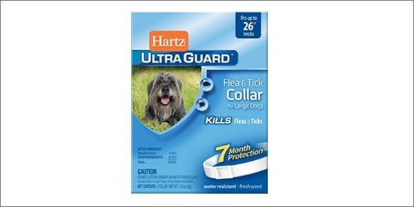 Ultraguard Flea and Tick Dog Collar