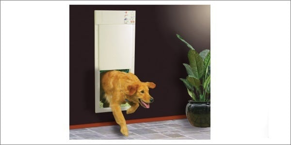 High Tech Pet Power Electronic Door