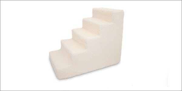 Best Pet Supplies ST200T-S Foam Stairs