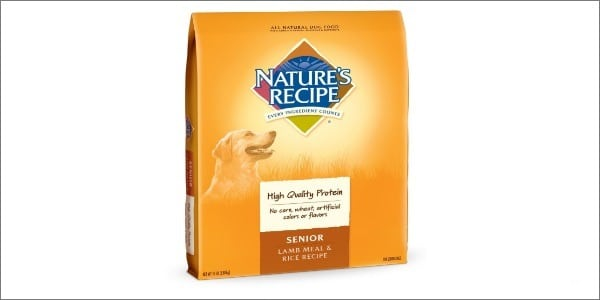 Nature's Recipe Senior Dog Food