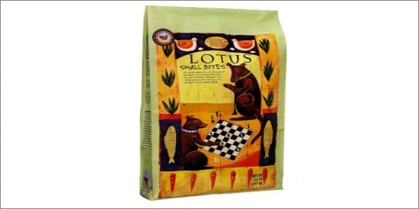Lotus Small Bite Dry Senior Dog Food