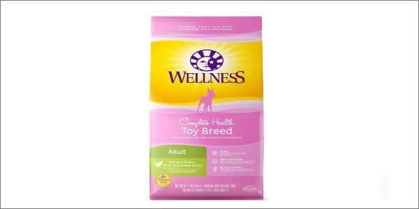 Wellness Core Dog Food for Toy Breeds