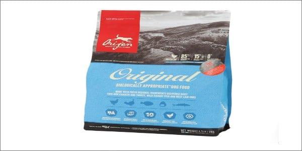 Original Dog Food for Small Breeds