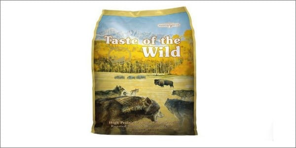 Taste of the Wild Formula Dog Food