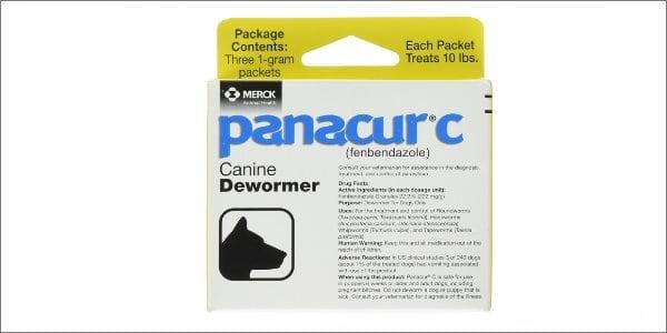 Panacur Dewormer