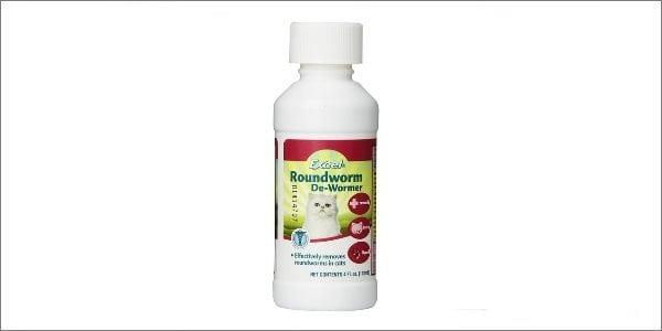 Roundworm Liquid Cat DeWorme
