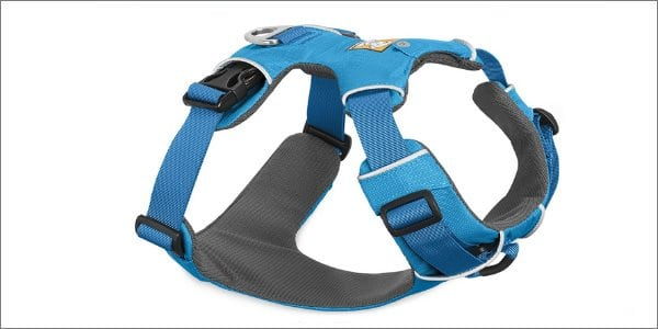 Ruffwear escape proof dog harness